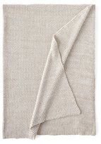 "Sferra Watercolor Knit Throw, 51"" x 71"""