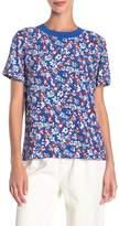 Rag & Bone Sloane Short Sleeve Top
