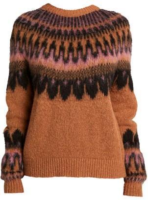 A.L.C. Hollis Crewneck Sweater