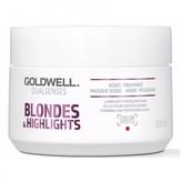 Goldwell DualSenses Blondes & Highlights 60 Sec Treatment Masque 200ml