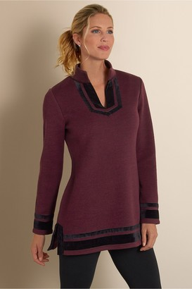 Soft Surroundings Runway Pullover