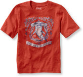 L.L. Bean Boys' Short-Sleeve Graphic Tee