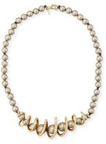 Alexis Bittar Beaded Coil-Strand Necklace