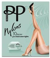 Pretty Polly Sheer Gloss Back Seam Nylons