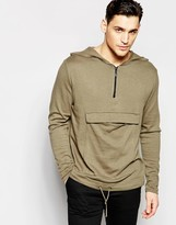 Asos Knitted Hoodie with Front Pocket