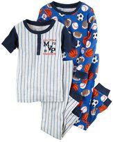 Carter's Baby Boy Sporty Tee & Pants Pajama Set