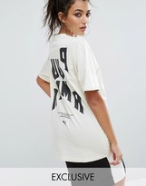 Puma Exclusive To ASOS Statement Oversized Short Sleeve T-Shirt