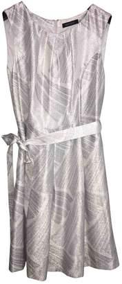 Ellen Tracy Silver Dress for Women