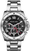Michael Kors Brecken 44mm Stainless Steel Watch