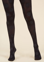 Dressed to Dance Tights in Noir