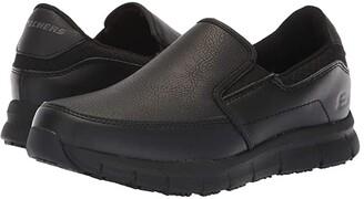 Skechers Nampa - Annod (Black) Women's Shoes
