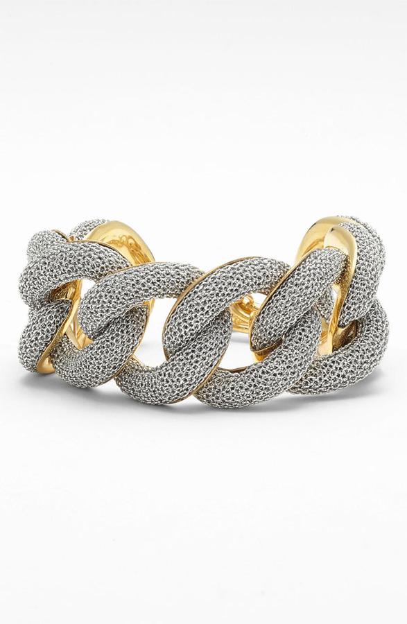 Nordstrom Adami & Martucci 'Mesh' Link Bracelet Exclusive)