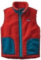 Patagonia Retro-X Windproof Fleece Vest (Little Girls & Big Girls)