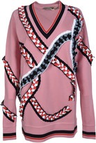 Emilio Pucci Patch Sweater