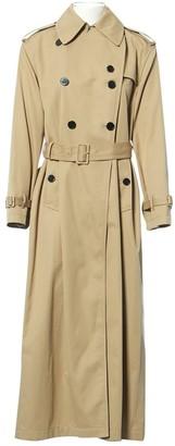 Valentino Beige Trench Coat for Women