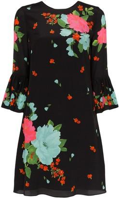 Erdem Elijah floral print dress