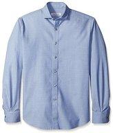 James Campbell Men's Camrosa Long Sleeve Sportshirt