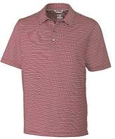 Cutter & Buck Men's Moisture Wicking, 50+ Upf Division Stripe Polo Shirt