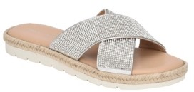 Easy Spirit Tiarra5 Sparkle Sandals Women's Shoes
