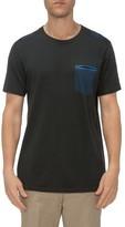 Tavik Men's Morse Print Pocket T-Shirt