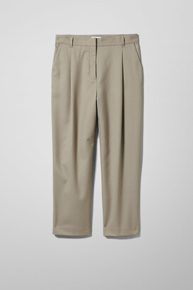 Weekday Marsha Trousers - Blue