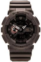 G-Shock GA-110 Military Black