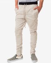 Jaywalker Men's Stretch Twill Cargo Pants, Only at Macys