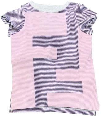 Fendi Purple Cotton Tops