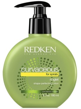 Redken Curvaceous Ringlet, 6-oz, from Purebeauty Salon & Spa
