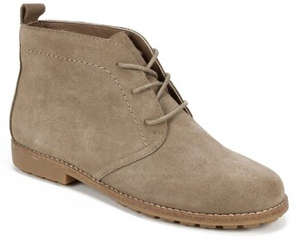 White Mountain Footwear Auburn Suede Bootie