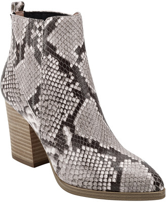 Marc Fisher Alva Leather Bootie
