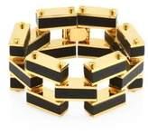 Lele Sadoughi Confetti Garden Fence Bracelet