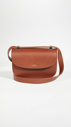 A.P.C. Mini Geneve On Strap Bag