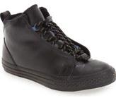 Converse Chuck Taylor ® All Star ® 'Storm Jumper' Water Repellent High Top Sneaker (Toddler, Little Kid & Big Kid)