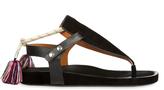 Isabel Marant Lee tassel suede sandals