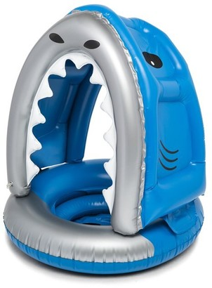 BigMouth Inc. Lil' Pool Float with Canopy Shark