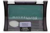 Maybelline ExpertWear Single Stylish Smokes Eye Shadow Turquoise Glass 130S