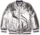 Tommy Hilfiger Girl's Thkg Shine Jacket