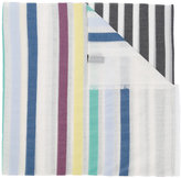 Paul Smith striped scarf - men - Cotton/Viscose - One Size