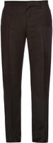 Lanvin Slim-leg tailored wool trousers