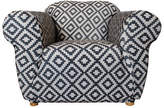 Sure Fit Statement Prints Tribal 1 Seater Chair Cover