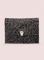 Proenza Schouler Large Lunch Bag Printed Pony
