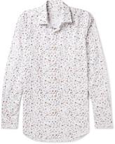 Paul Smith - Slim-fit Floral-print Cotton Shirt