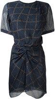 Etoile Isabel Marant 'Barden' dress - women - Silk/Viscose - 34
