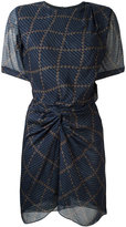 Etoile Isabel Marant 'Barden' dress - women - Silk/Viscose - 36