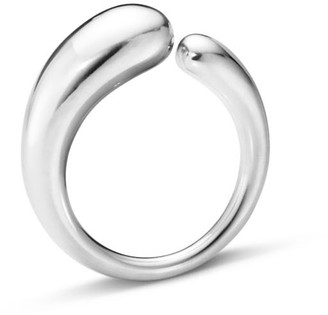 Georg Jensen Mercy Ring Small - Sterling Silver