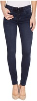 Blank NYC Lace Up Dark Denim Skinny in Swing Away Women's Jeans