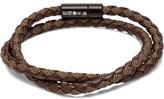 Tateossian Double Wrap Chelsea Bracelet