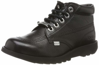 Kickers Girls' Kick Hi Luxe Ankle Boots