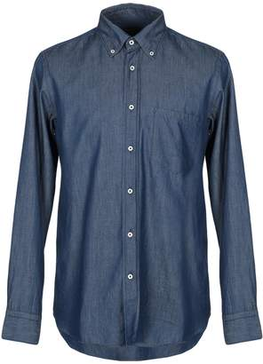 Zanetti 1965 Denim shirts